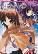 CLANNADアンソロジー・ノベル  2  Jive character novels