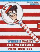 オンライン書店ビーケーワン:ウォーリーをさがせ!トレジャーボックス 1 ポケット判 新ウォーリーをさがせ!
