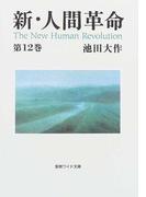 新・人間革命 第12巻
