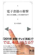 電子書籍の衝撃(ディスカヴァー携書)