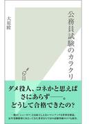 公務員試験のカラクリ(光文社新書)