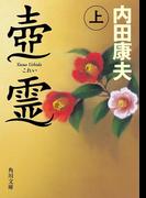 壺霊 上(角川文庫)