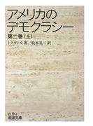 アメリカのデモクラシー 第二巻(上)(岩波文庫)