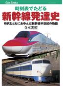 時刻表でたどる新幹線発達史(JTBキャンブックス)