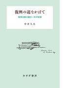 復興の道なかばで――阪神淡路大震災一年の記録
