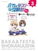 バカとテストと召喚獣ぢゃ(3)(角川コミックス・エース)