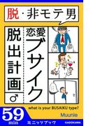 脱・非モテ男! 恋愛ブサイク脱出計画(カドカワ・ミニッツブック)
