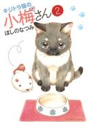 キジトラ猫の小梅さん(2)(ねこぱんちコミックス)