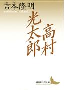 高村光太郎(講談社文芸文庫)