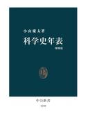 科学史年表 増補版(中公新書)