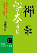 禅「心の大そうじ」(知的生きかた文庫)