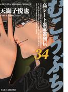 むこうぶち 高レート裏麻雀列伝(34)(近代麻雀コミックス)