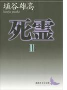 死霊III(講談社文芸文庫)