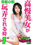 官能小説 高慢美女が玩弄される時 1(Digital新風小説)