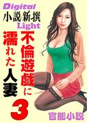 官能小説 不倫遊戯に濡れた人妻 3(Digital小説新撰)