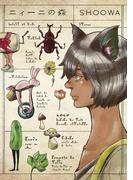 ニィーニの森(onBLUE comics)