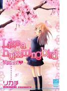 Like a hummingbird 波鳥兄弟2(絶対恋愛Sweet)