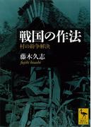 戦国の作法 村の紛争解決(講談社学術文庫)