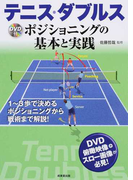 テニス・ダブルス ポジショニングの基本と実践