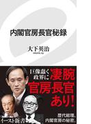 内閣官房長官秘録(イースト新書)