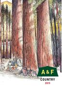 A&F COUNTRY総合カタログ 2015(エイアンドエフ)