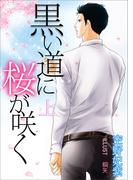 【全1-2セット】黒い道に桜が咲く