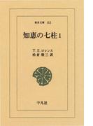 【全1-3セット】知恵の七柱(東洋文庫)