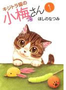 【1-5セット】キジトラ猫の小梅さん(ねこぱんちコミックス)