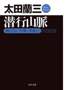 潜行山脈 顔のない刑事・突破行(角川文庫)