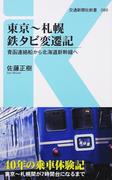 東京〜札幌 鉄タビ変遷記 青函連絡船から北海道新幹線へ