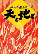 【全1-5セット】天と地と(角川文庫)