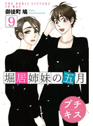 堀居姉妹の五月 プチキス(9)