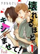 【全1-2セット】壊れるほどキシませて!(ソルマーレ編集部)