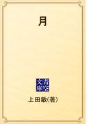 月(青空文庫)