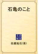 石亀のこと(青空文庫)