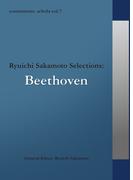 commmons: schola vol.7 Ryuichi Sakamoto Selections:Beethoven