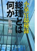 小泉官邸秘録 総理とは何か