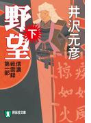 野望(下)(祥伝社文庫)