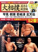 大相撲名力士風雲録 9