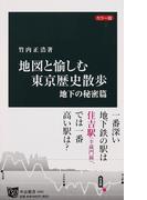 地図と愉しむ東京歴史散歩 カラー版 地下の秘密篇