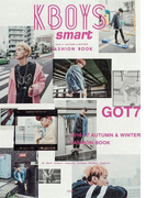 KBOYS×smart 2016-17 AUTUMN & WINTER FASHION BOOK