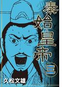 【期間限定価格】秦始皇帝(3)