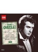 フランコ・コレッリ/EMIレコーディングス(4CD)