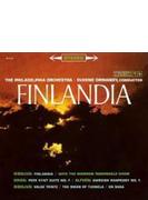 グリーグ:『ペール・ギュント』第1組曲、シベリウス:交響詩集、アルヴェーン:スウェーデン狂詩曲第1番 オーマンディ&フィラデルフィア管