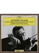 協奏曲集『四季』、他 シュナイダーハン、バウムガルトナー&ルツェルン音楽祭弦楽合奏団