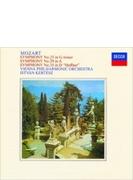 交響曲第25番、第29番、第35番『ハフナー』 ケルテス&ウィーン・フィル