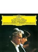シューマン:ピアノ協奏曲、グリーグ:ピアノ協奏曲 クリスティアン・ツィマーマン、カラヤン&ベルリン・フィル