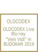 OLDCODEX Live Blu-ray Veni Vidi in BUDOKAN 2016