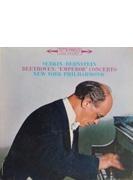 ピアノ協奏曲第5番『皇帝』、合唱幻想曲 ルドルフ・ゼルキン、レナード・バーンスタイン&ニューヨーク・フィル