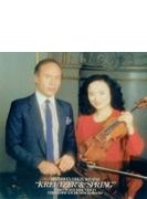 Violin Sonata, 5, 9, : 前橋汀子(Vn) Eschenbach(P) (Ltd)